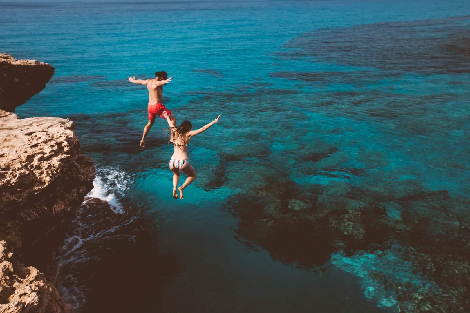 Ibiza sea