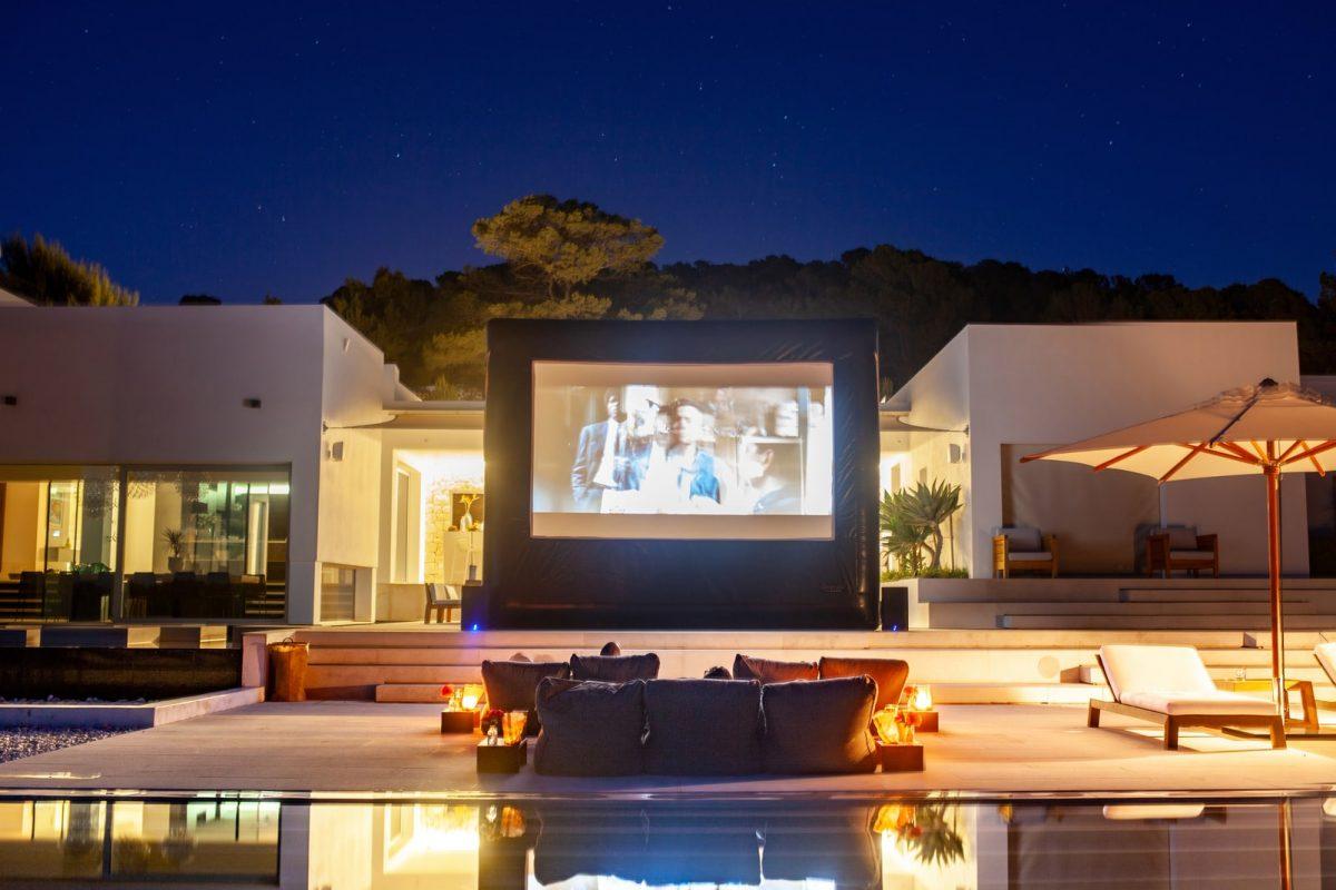 Outdoor Cinema Ibiza
