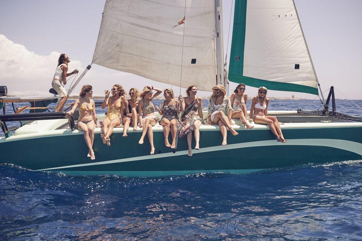 Eco Catamaran Ibiza