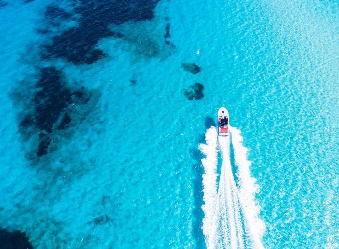 Boating Formentera
